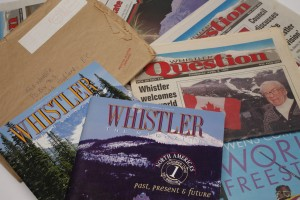 Whistler Printing and Publishing