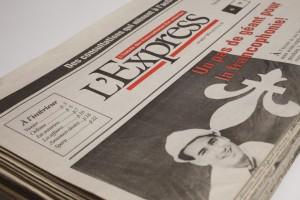 L'Express Newspaper